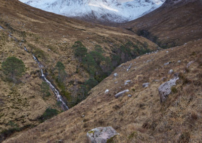 Allt-Mheuran-towards-Stob-Coir-an-Albannach-Copyright-Michael-Stirling-Aird