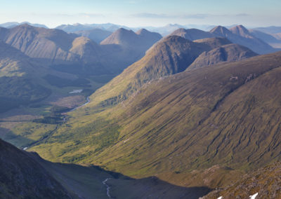 Glen-Etive-from-Ben-Starav-mid-Summer-dusk-Copyright-Michael-Stirling-Aird
